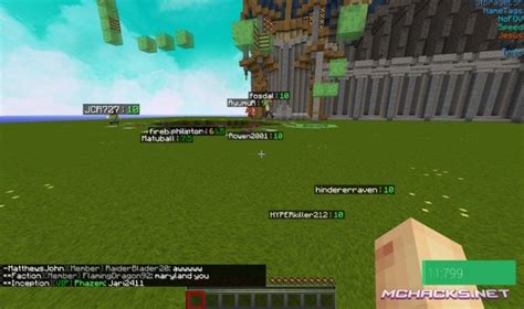 Null Hacked Client w/OptiFine   Download for Minecraft 1