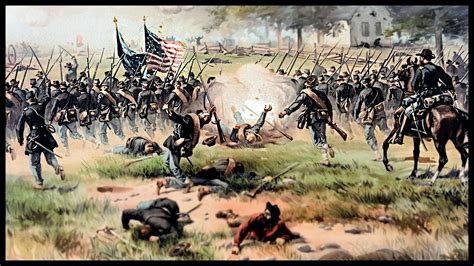 100 000 Soldiers at the Battle of Antietam | Ultimate