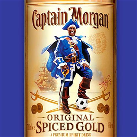 Leicester City player partners with Captain Morgan