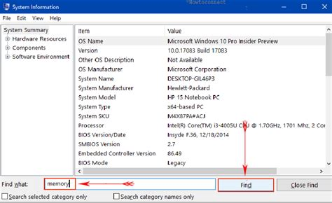 How to Check Laptop Specs in Windows 10