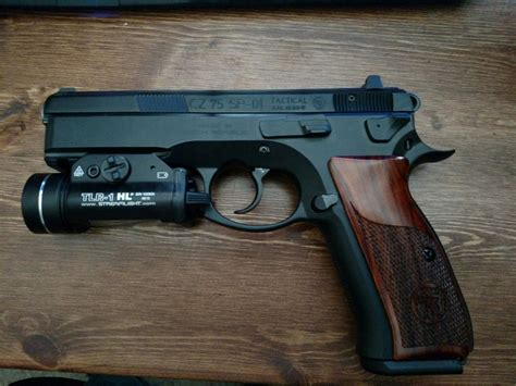 WTS/WTT OR - CZ 75 SP-01 Tactical - Complete package