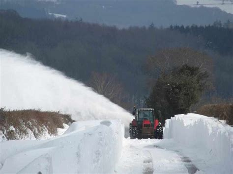 When winter was winter! We want to see your Shropshire
