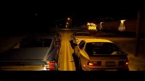Need For Speed Movie first race - YouTube